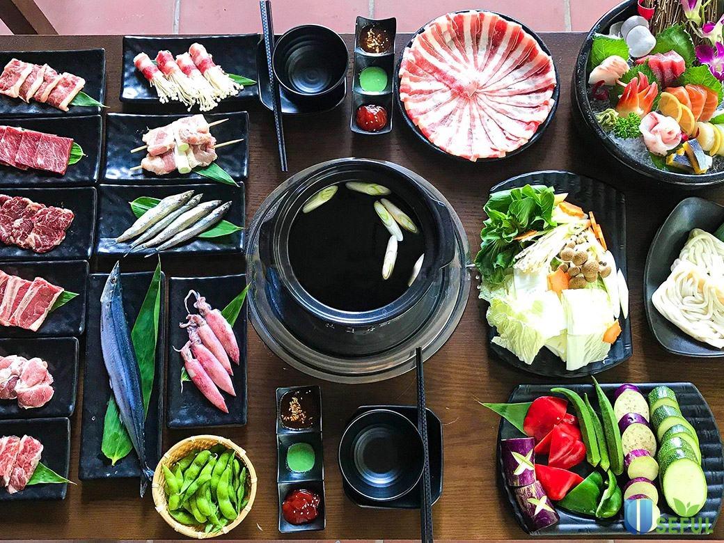 Những món ăn tươi ngon, đậm chất Nhật Bản tại Chotto Sushi