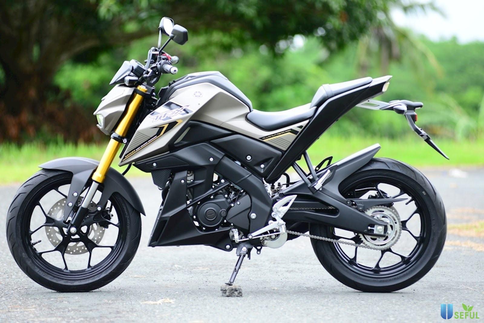 Dòng xe mô tô tay côn TFX 150 phù hợp với nam giới mạnh mẽ