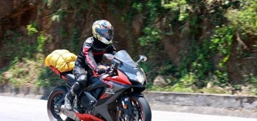 Chuẩn bị gì khi đi phượt bằng xe máy?