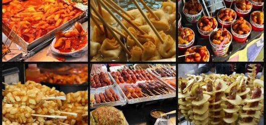 """Cùng đi """"food tour"""" với 20 món ngon Hàn Quốc nào!"""