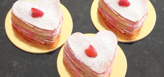 12 cách làm bánh ngày Valentine 14/2 đơn giản tại nhà tặng người yêu