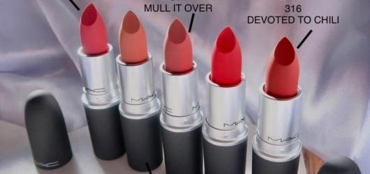 Review son MAC có tốt không, màu nào đẹp, giá bao nhiêu, cách dùng
