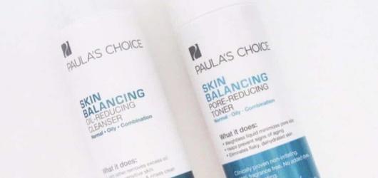 Review sữa rửa mặt Paula's Choice Skin Balancing cho da dầu có tốt không