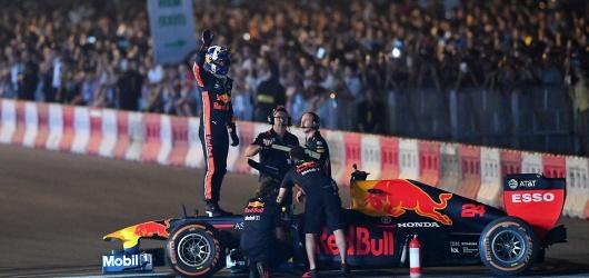 Giải đua xe F1 Việt Nam giá vé từ 1.750.000 VNĐ diễn ra vào 2020