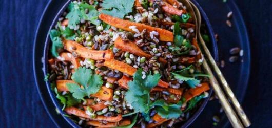 Giá trị dinh dưỡng của cà rốt gồm khoáng chất, vitamin gì bổ nhất