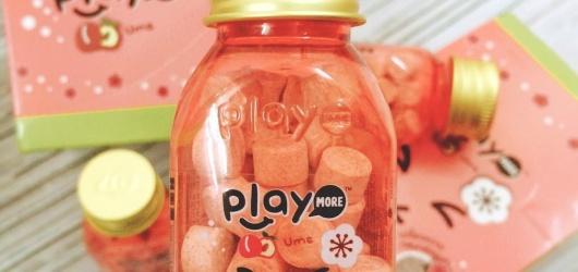 Review kẹo Playmore xí muội có ngon không, giá bao nhiêu, mua ở đâu