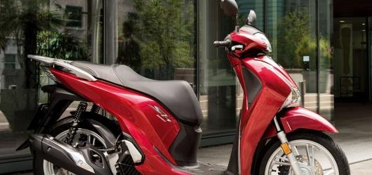 8 xe tay ga Honda mới nhất 2021 đa năng kiểu dáng bắt mắt giá từ 30tr