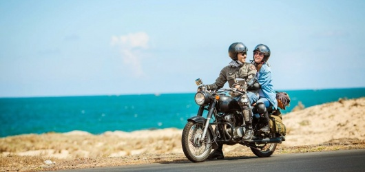 Kinh nghiệm du lịch Vũng Tàu bằng xe máy tiết kiệm nhất chỉ với 700k