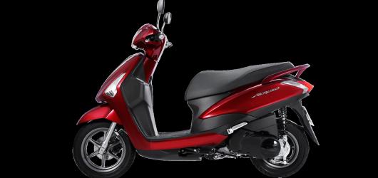 5 màu xe Acruzo 2021 xanh dương đỏ đen nâu hợp mệnh phong thủy nào