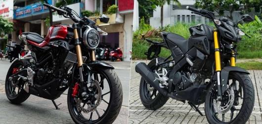 Đánh giá xe Yamaha MT 15 2021 có tốt không, giá bán, mua ở đâu