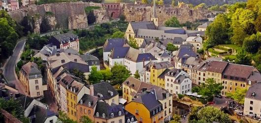 Kinh nghiệm đi Luxembourg: Lịch trình, Chi phí, Điểm checkin đẹp