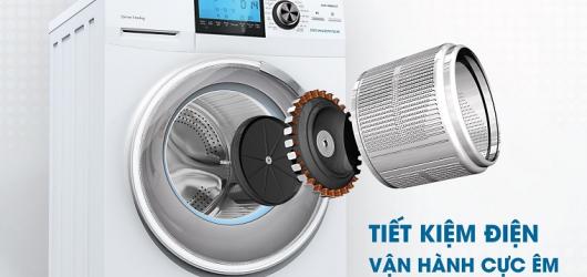 Công nghệ Inverter máy giặt là gì, cơ chế hoạt động và tác dụng