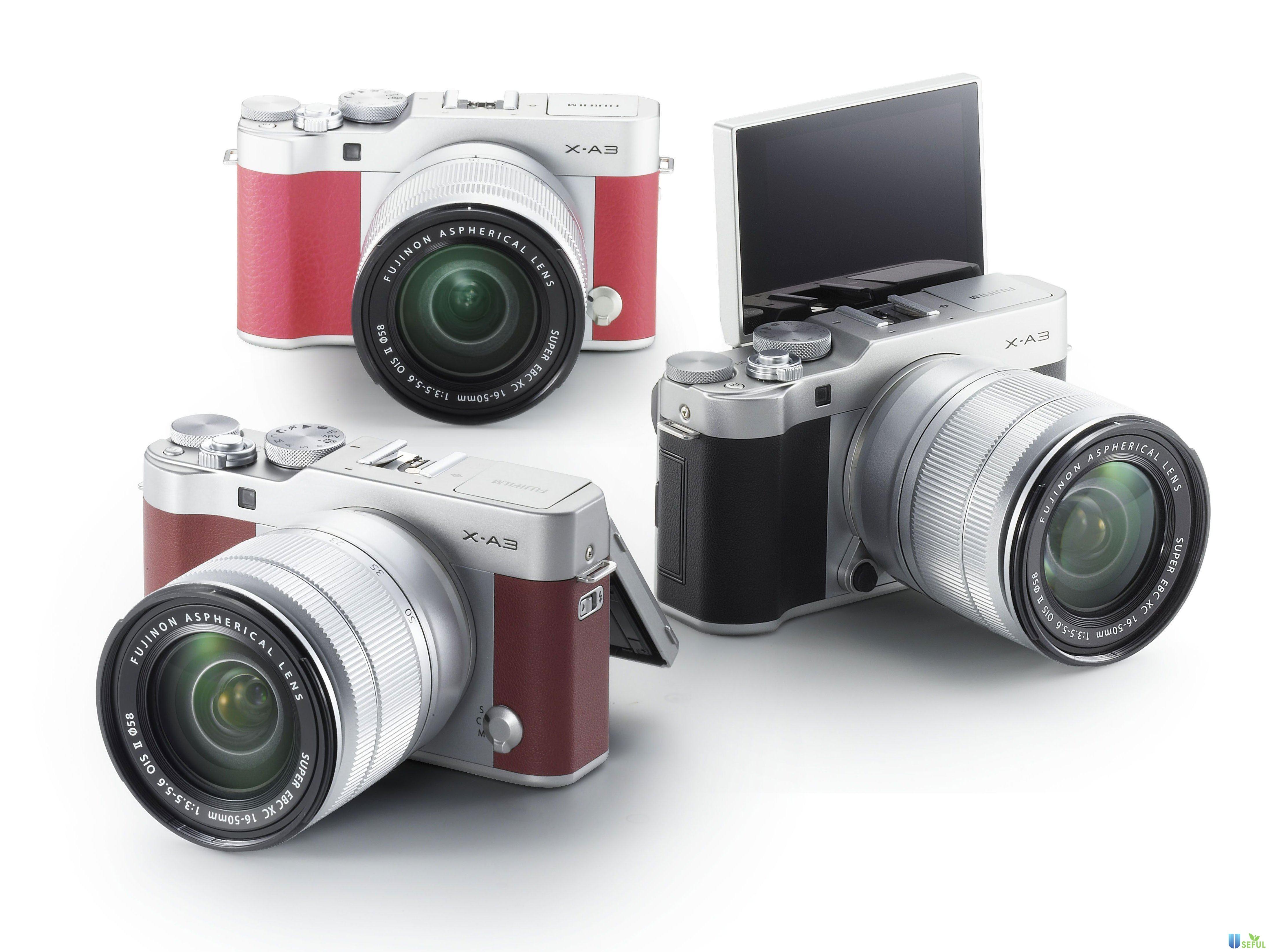 Đánh giá Máy Ảnh Fujifilm X-A3 + 16-50mm II, gọn nhẹ chụp ảnh cực ...