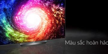Tivi OLED của thương hiệu LG rất được ưa chuộng trên thị trường