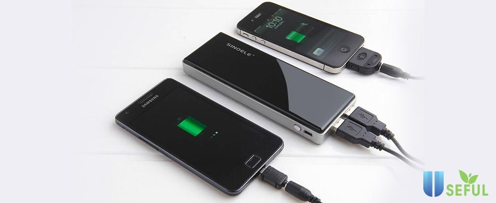 Tránh để điện thoại sạc gần nơi nóng