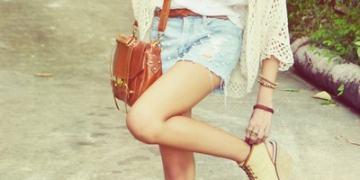 Túi messenger và túi xách thời trang - Phụ kiện không thể thiếu của các cô nàng