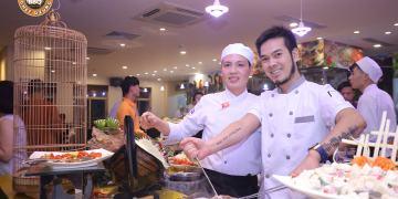 Đầu bếp Chef Dzung