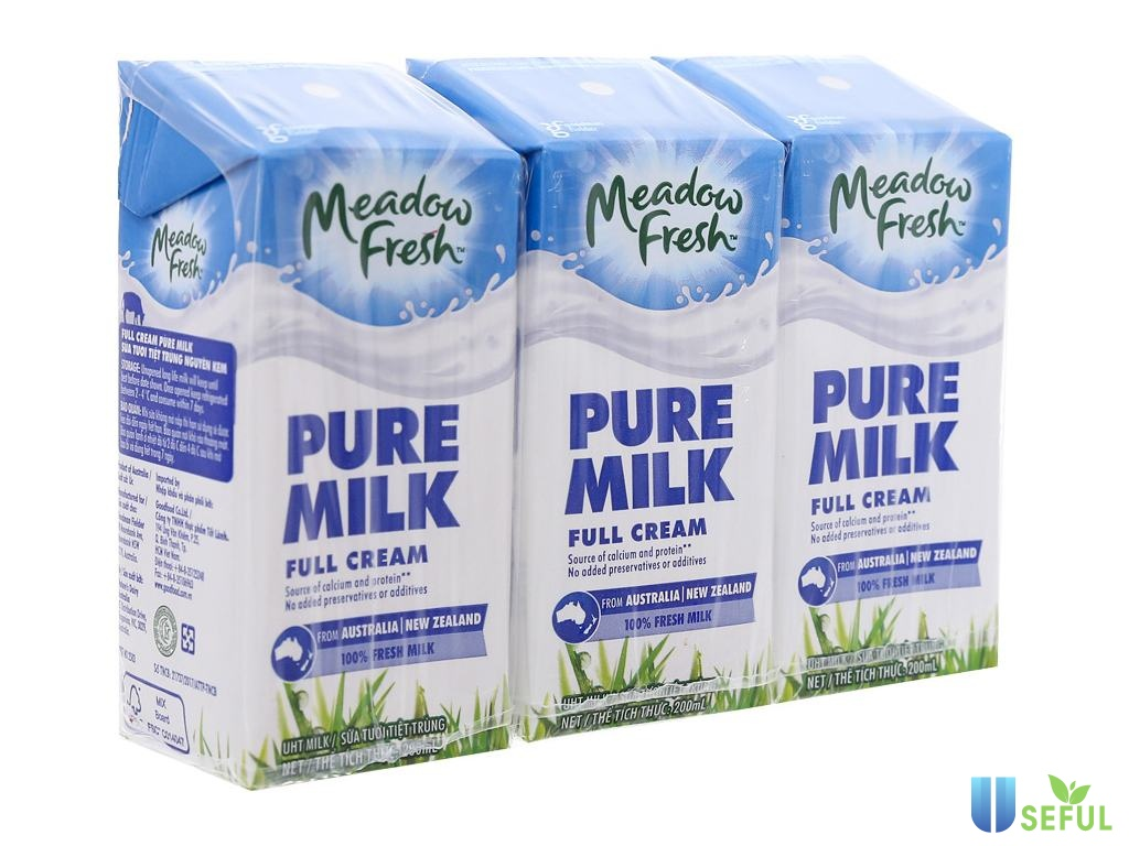 Sữa tươi Meadow Fresh
