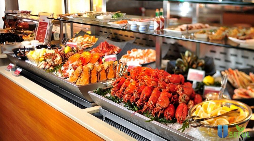 Cuối tuần này rủ cả nhà oanh tạc hơn 250 món ăn tại Buffet D'Maris