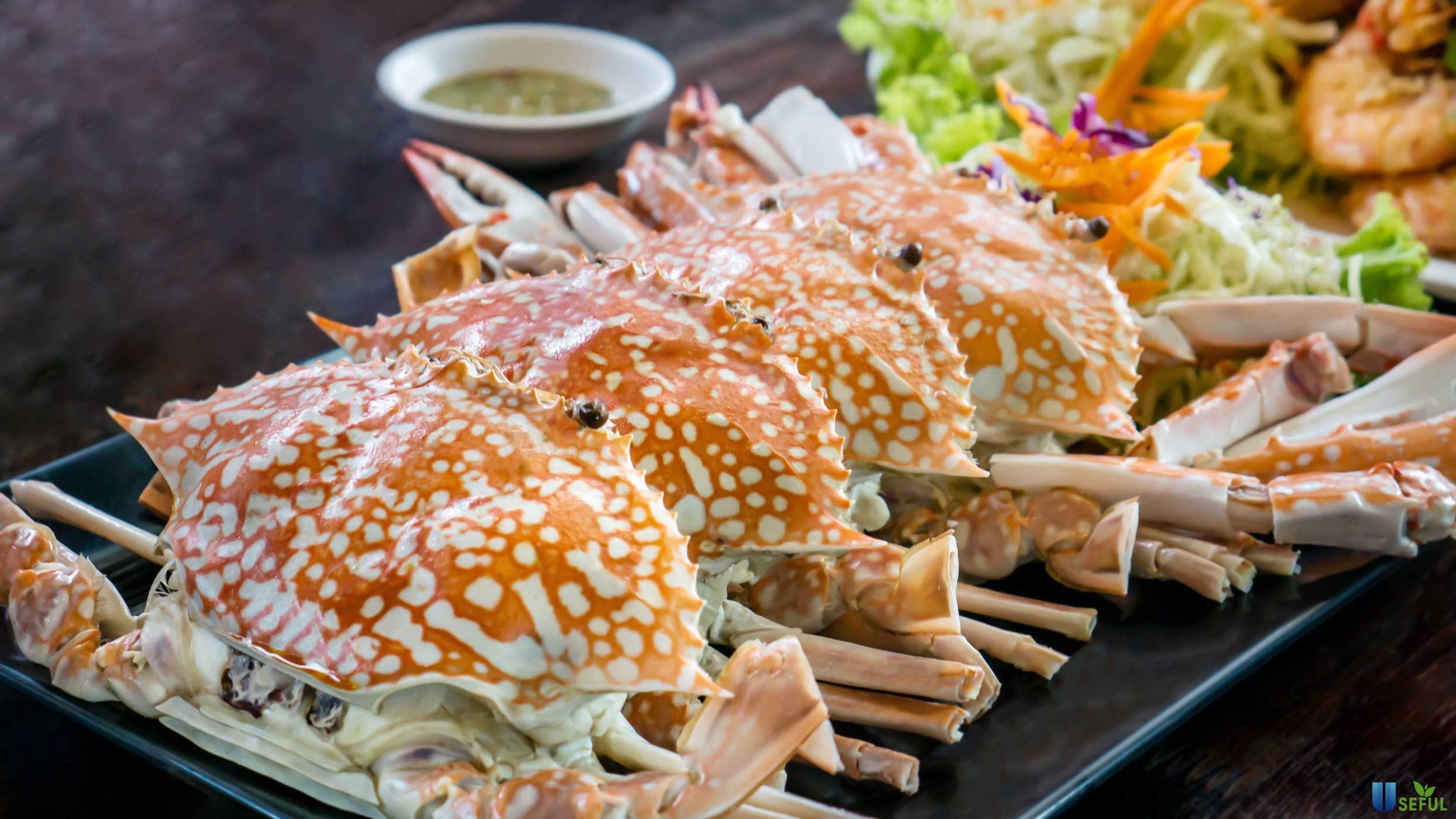 No nê thưởng thức buffet hải sản với những nguyên liệu tươi ngon
