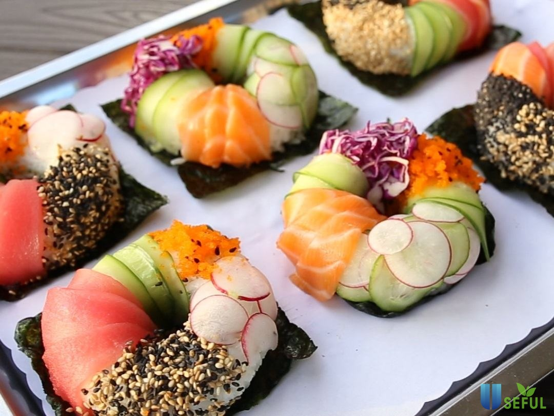 Thưởng thức những hương vị truyền thống đến từ khắp nơi trên thế giới