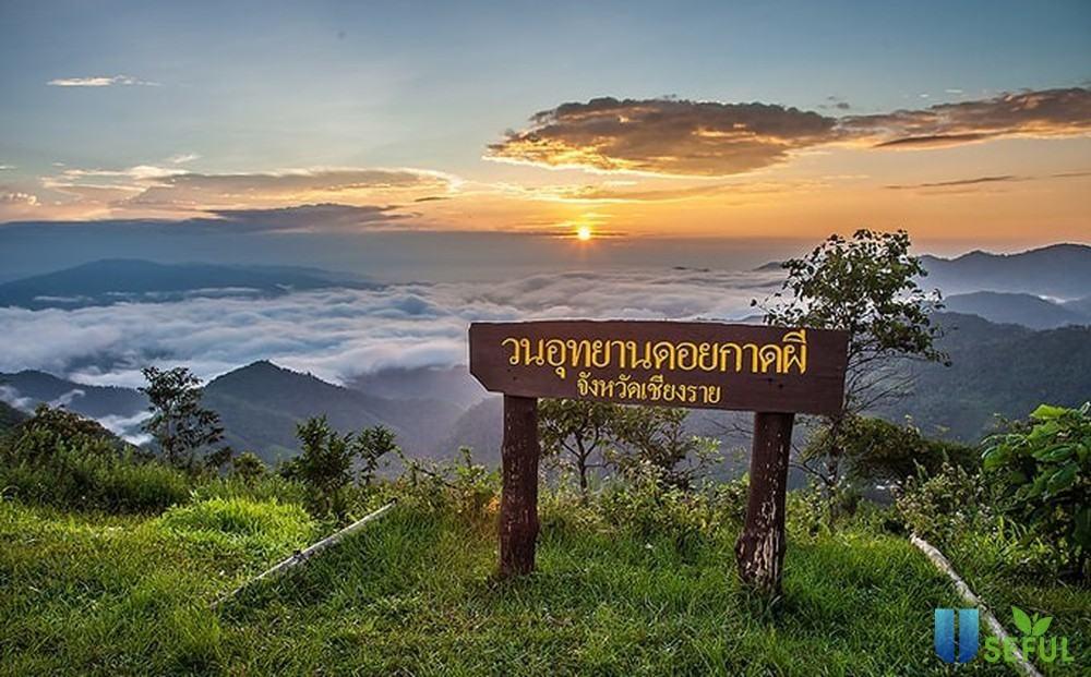 Doi Kat Phee – Vùng đất sương mù mới được khai phá