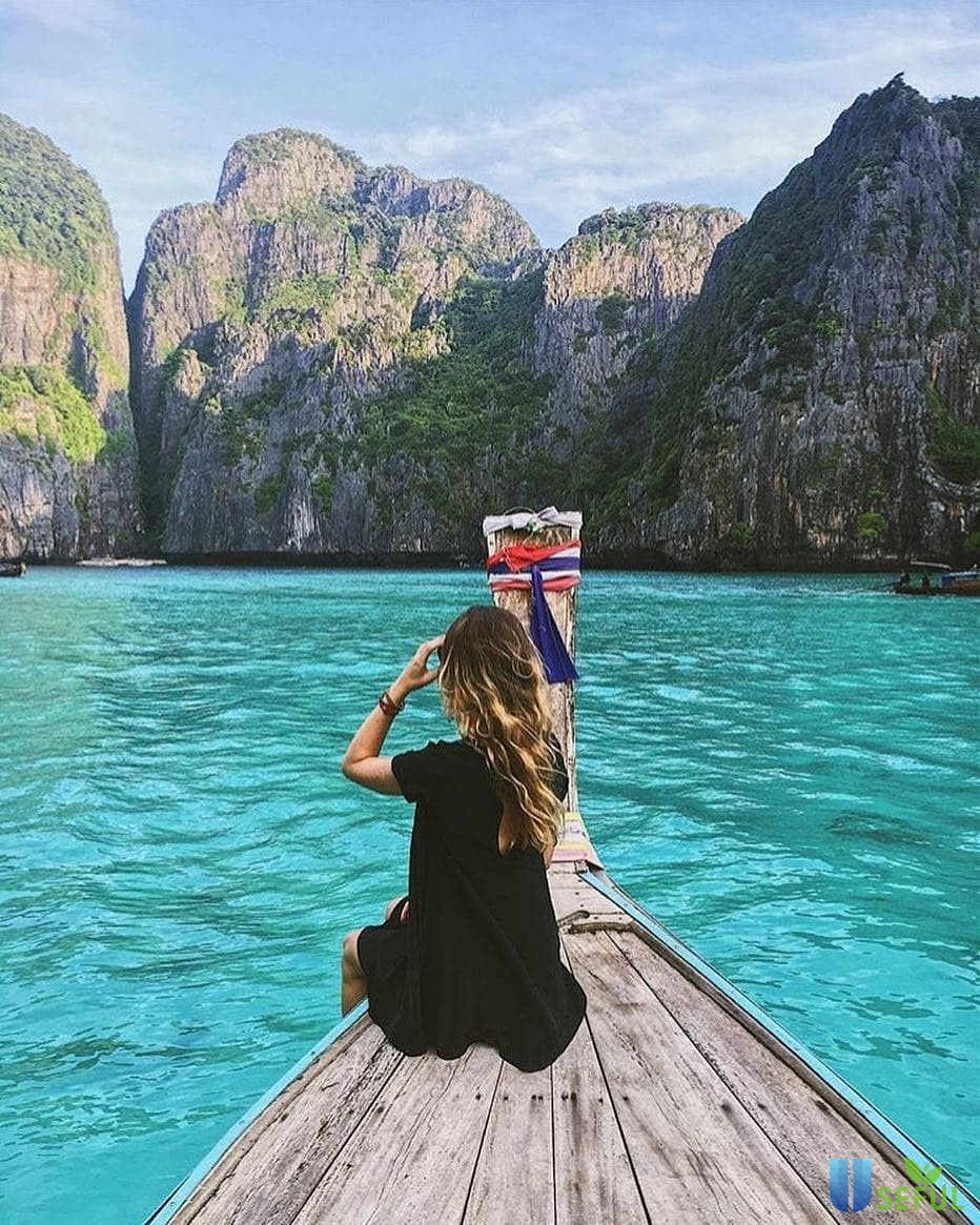 Thái Lan là điểm đến được nhiều du khách quốc tế yêu thích