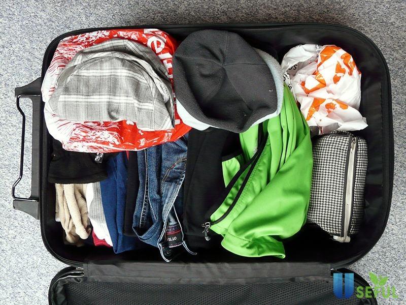 Chuẩn bị các vật dụng cần thiết cho chuyến du lịch