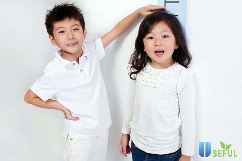 Hỗ trợ tăng chiều cao vượt trội cho bé mọi lứa tuổi