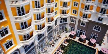 Hotel Royal Hoi An Mgallery vừa mang nét đẹp cổ kính pha lẫn hiện đại