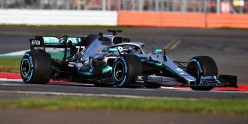 Mẫu xe mới Mercedes W10 EQ đã giúp đội đua giành chức vô địch GP ÚC 2019 vừa qua