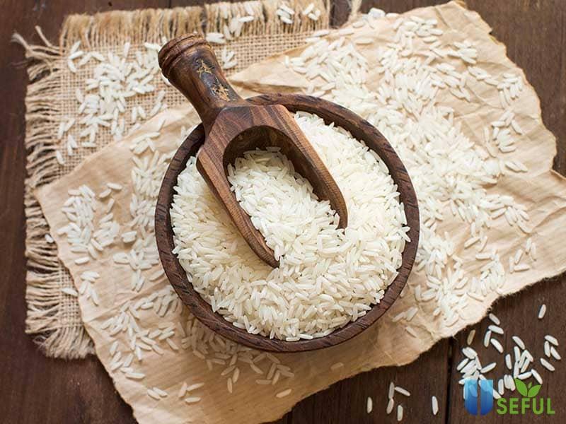 Gạo tám Thái nấu cơm ngon dẻo, mùi thơm lừng
