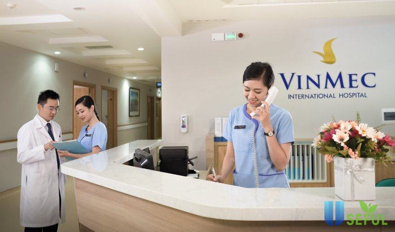 Vinmec là địa chỉ tin cậy để bạn khám tầm soát ung thư cổ tử cung định kỳ