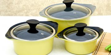 Top 10 bộ nồi nấu ăn Hàn Quốc loại tốt đẹp bền nhất giá từ 300k