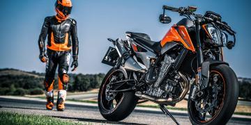 Dòng xe moto standard này có nhiều điểm khác biệt so với sportbike.