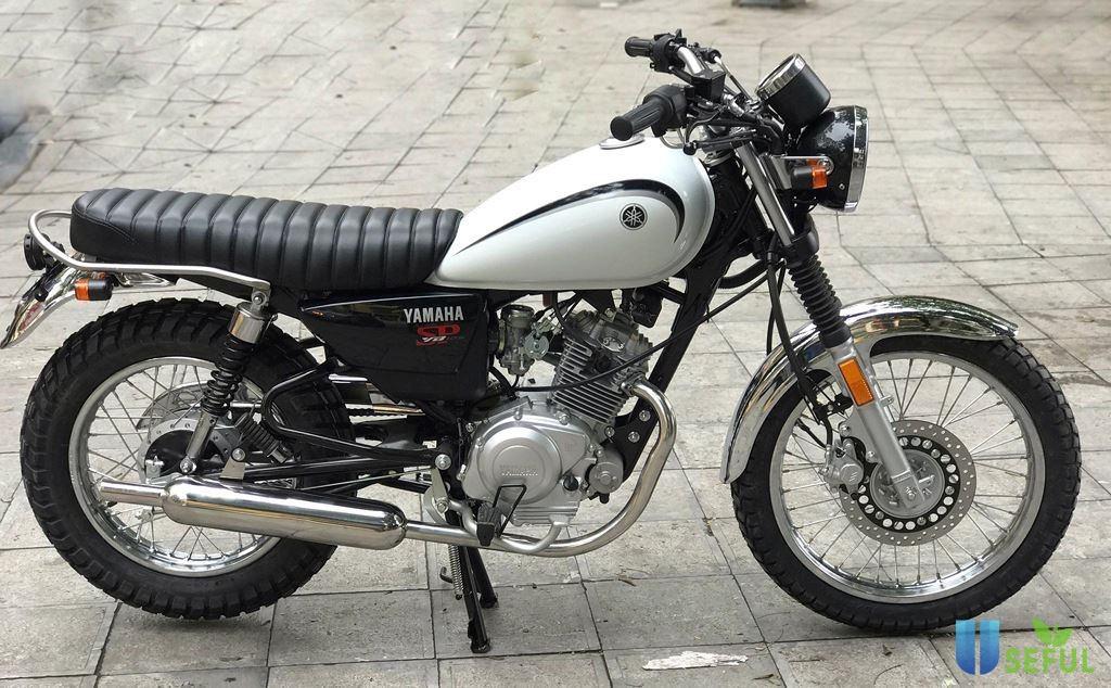 Yamaha YB125 SP đã và đang được rất nhiều giới mê xe phân khối yêu thích lựa chọn.