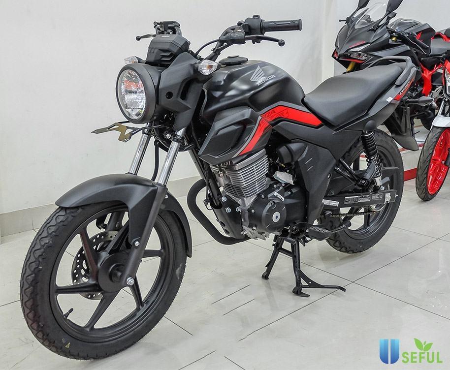 Xe mô tô Honda CB150 Verza