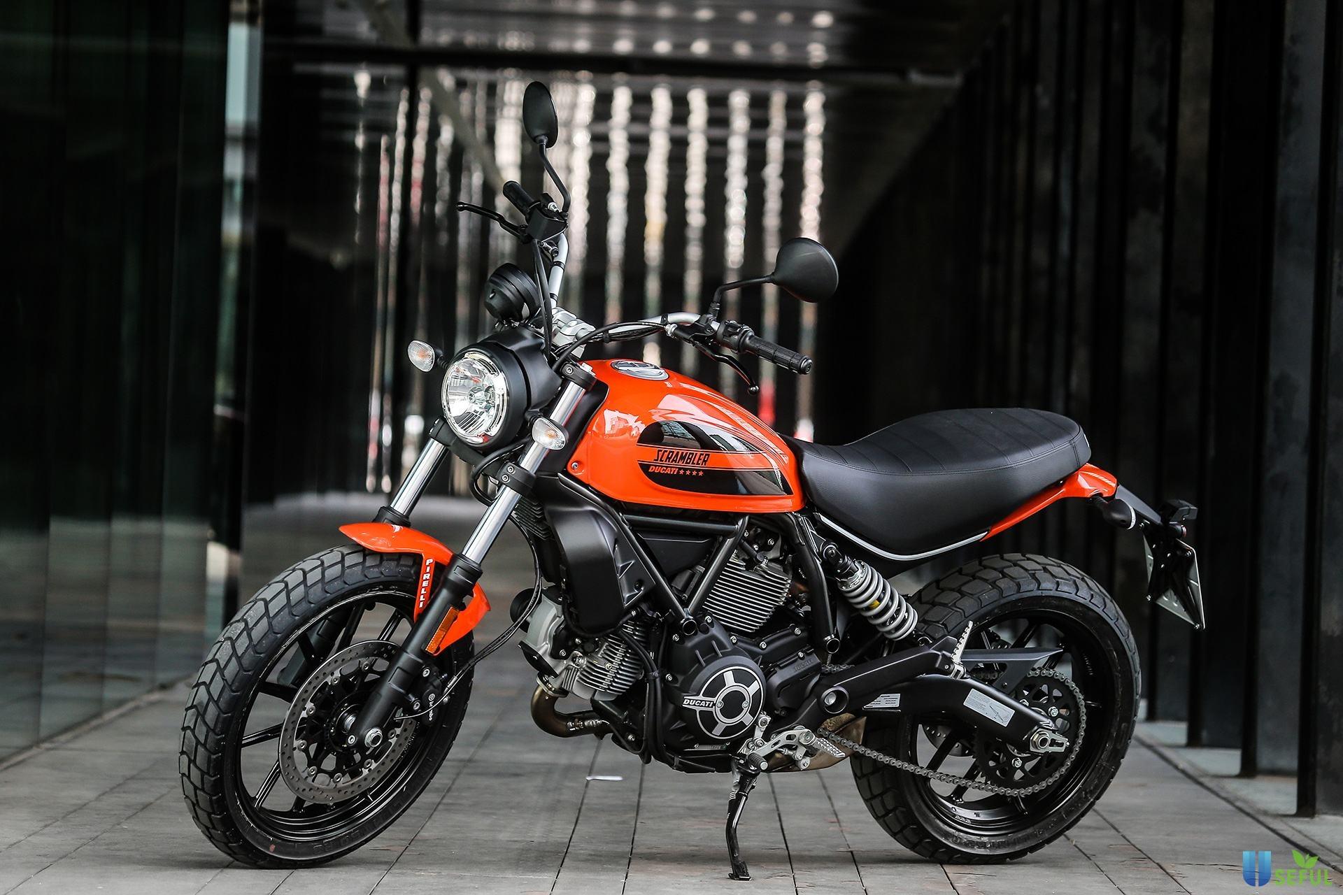 Xe Ducati Scrambler Sixty2