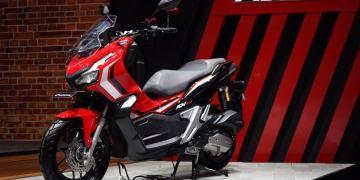 Xe Honda ADV 15 2019 phiên bản màu đỏ đen sang trọng