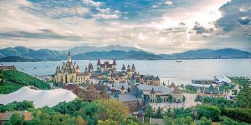 Vinpearl Phú Quốc nhìn từ xa