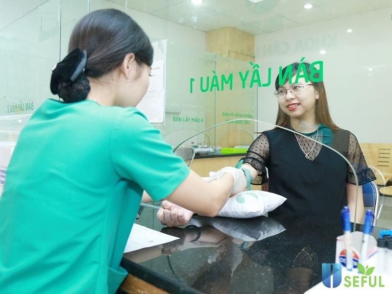 Xét nghiệm máu là hình thức xét nghiệm cơ bản nhất