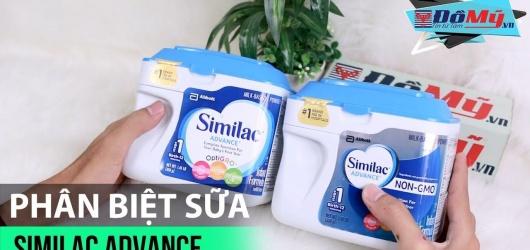 So sánh sữa Enfamil và Similac loại nào tốt với hệ tiêu hóa của trẻ