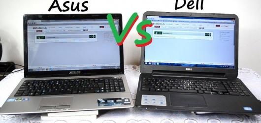 So sánh nên mua laptop Dell hay Asus theo 8 tiêu chí đánh giá