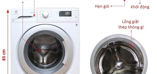 Xếp hạng máy giặt loại nào tốt 2021: LG Samsung Electrolux Panasonic