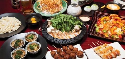 Tổng hợp giá buffet Hana BBQ