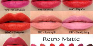 Bảng Màu Son MAC Chính Hãng | Lipstick.vn