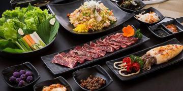 Chất lượng món ăn đảm bảo nhưng giá buffet Hana không hề đắt