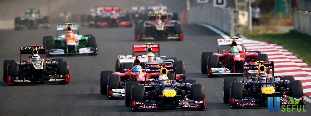 Đường đua F1 (công thức 1) đầu tiên tại Hà Nội đầu tư bởi VinGroup