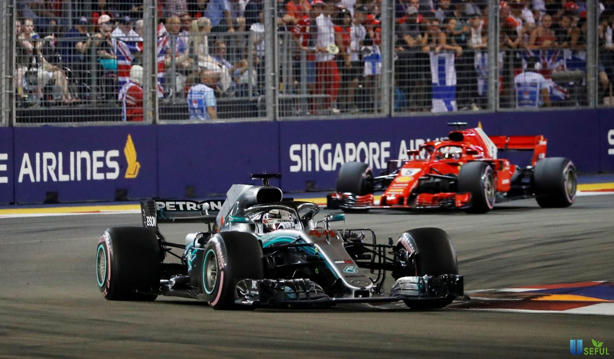 Hà Nội tổ chức đua xe F1: Bài học từ Singapore và Malaysia - Báo ...