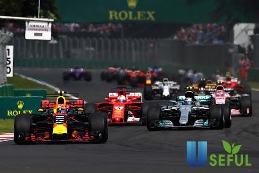 Giải đua xe F1 Vietnam Grand Prix 2020: Chạy đua với thời gian